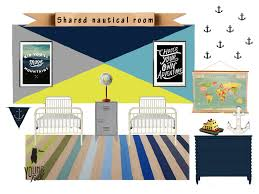 Nautical Themed Bedroom Interiors Nautical Themed Bedroom Elke Magazine We Live For