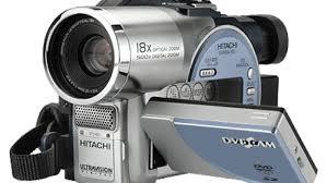 hitachi video camera. hitachi dzmv550a video camera