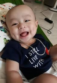 Khoảnh khắc bé cười - VnExpress Đời sống