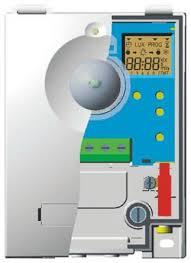 Timer 10min 1290700 Theben Timeguard Light Sensitive Timer Light Switch 1
