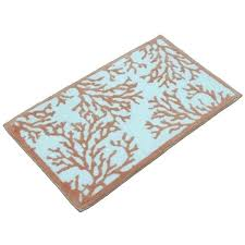 kohls bath rugs c bathroom rugs bath rug inches x teal and pink kohls sonoma ultimate