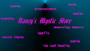 Astral Candle Color Charts Nancys Mystic Store