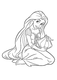 Small Picture tangled coloring pages disney coloring pages rapunzel coloring