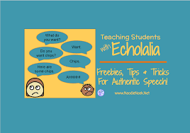 teaching students echolalia net teaching students echolalia