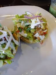 beer battered avocado sopes at pancho s kitchen in las vegas