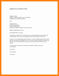 Explanation Letter Absent Explanation Letter Format Sufficient