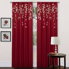 Red Curtains Living Room Best Gray And Red Curtains On With Hd Resolution 915x1420 Pixels