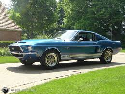 1968 Ford Mustang Shelby GT500KR id 16737
