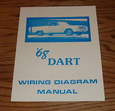 dodge dart service manual 1968 dodge dart wiring diagram manual 68