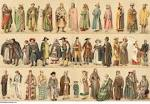High Middle Ages Fashion