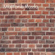 motivo modern red brick effect wall