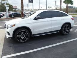 Adding to that their collaboration with mclaren and amg, mercedes currently produce cars that rival sporty italians in terms of speed and flamboyance. 2017 Mercedes Benz Gle Amg Gle 43 4matic Coupe Suv For Sale Lakeland Fl 72 995 Motorcar Com