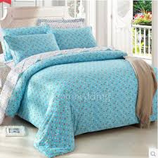baby blue polka dots unique modern duvet covers full