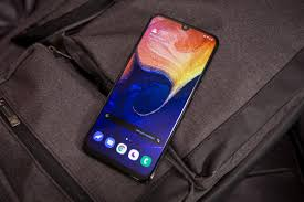 Samsung Galaxy A50 Review A 350 Phone That Gives Galaxy A