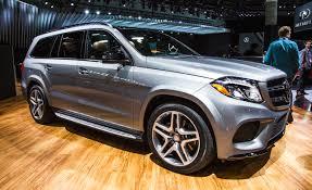 Mercedes-Benz GLS-class Reviews | Mercedes-Benz GLS-class Price ...