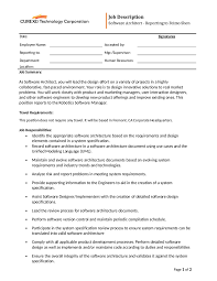 job description how to write a job description templates job description sample 04