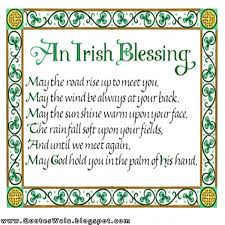 Irish Blessing Quotes Custom Irish Blessing Quotes Daily Quotes At QuotesWala