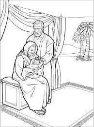 Abraham En Sara Krijgen Een Zoon