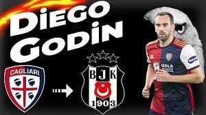 "Diego Godin Beşiktaşta "" Beşiktaş'a Hoşgeldin ! "" Defending Skills & Goals  2021 -HD- - YouTube"