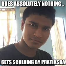 Geto Bhai, Does Absolutely Nothing .. on Memegen via Relatably.com