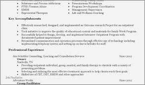 58 Lovely Mental Health Counselor Resume Examples Resume Example Ideas