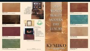 Kemiko Color Chart Kemiko Stain Chart Concrete Floors Stained Concrete
