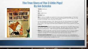 4 the true story of the 3 little pigs