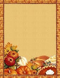 free thanksgiving blank recipe page