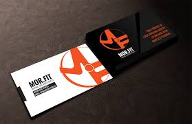 Free Personal Cards Personal Trainer Business Card Design Ideas Training Cards