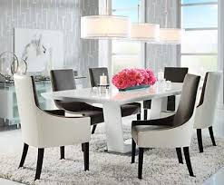 lighting for dining room ideas. large drum pendants light a long dining room table lighting for ideas