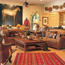 Western Living Rooms Awesome Inspiration Design
