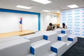 fish for office. Employees Can Use This Area For Many Activities. From Work-related Discussions, Industry Event Nights, To Yoga Sessions And Dance Parties\u2026 Fish Office E