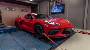 Mines is corvettes are on the and drive the corvette as quickly as possible. How Much Power Does The 2020 Chevrolet Corvette Really Make We Take It To The Dyno And Find Out
