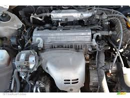 2000 Toyota Camry LE 2.2L DOHC 16V 4 Cylinder Engine Photo ...