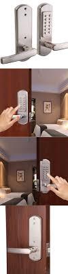 Other Door Hardware 20593: New Mechanical Door Lock Keyless Entry ...