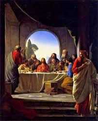 christ last supper
