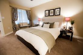 Bedroom  Bedroom Fancy Small Bedroom Design With Bunk Beds - Beige and black bedroom