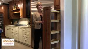 Pull Out Kitchen Storage Kitchen Cabinet Ideas Pull Out Pantry Storage Youtube