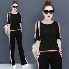Two Piece Set Summer Sweatsuits Women <b>2019</b> Fashion <b>Casual</b> ...