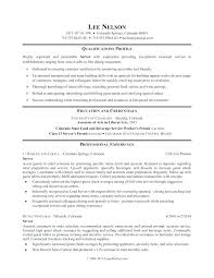 Fine Dining Server Resume Best Server Resume Examples Of A Waiter Objective Spacesheep Co