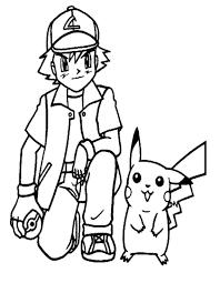 Disegni Di Pokemon Da Stampare E Colorare
