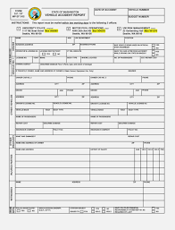 motor vehicle accident report form template puhop on car uks sles