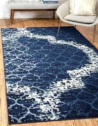 navy blue trellis area rug target