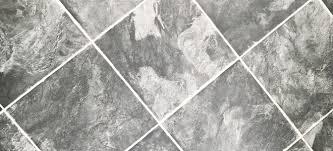 installing self adhesive vinyl tiles over concrete