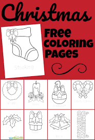 Check out our kindergarten pages selection for the very best in unique or custom, handmade pieces from our shops. Free Christmas Coloring Pages