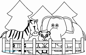 Disney Coloring Pages Pdf Beautiful Image Zoo Animal Coloring Pages