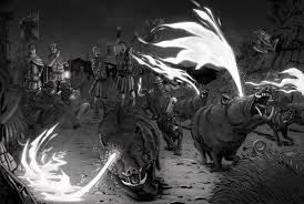 the leaders of the hunting pack have decided that nagalisitu needs warriors to strengthen its people and teach them in the art of war they know that