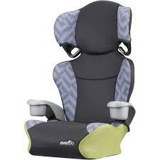 evenflo big kid sport high back booster car seat goody two tones com