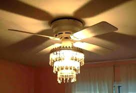 add chandelier to ceiling fan idea add a light to a ceiling fan or add chandelier