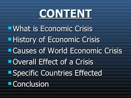 thesis on global economic crisis com thesis on global economic crisis
